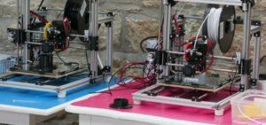 Formation imprimante 3D, mercredi 16 novembre