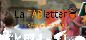 Newsletter – Septembre 2019