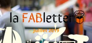 Newsletter – Juillet 2019