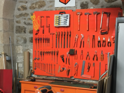 murs outils